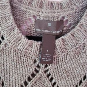 Fenn Wright Manson Sweaters - FENN WRIGHT MANSON Wool Blend Knit Sweater